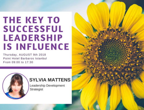 Summerbootcamp Turkije: The key to successful leadership is influence
